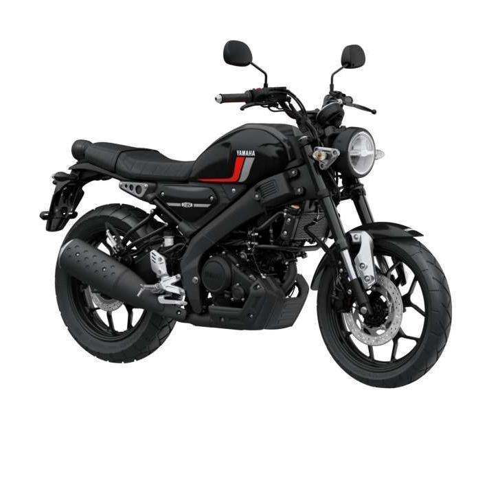 XSR 125 ABS TECH BLACK