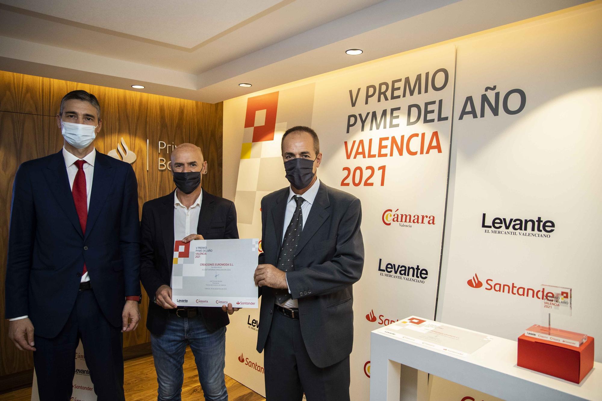 V premios PYME del año