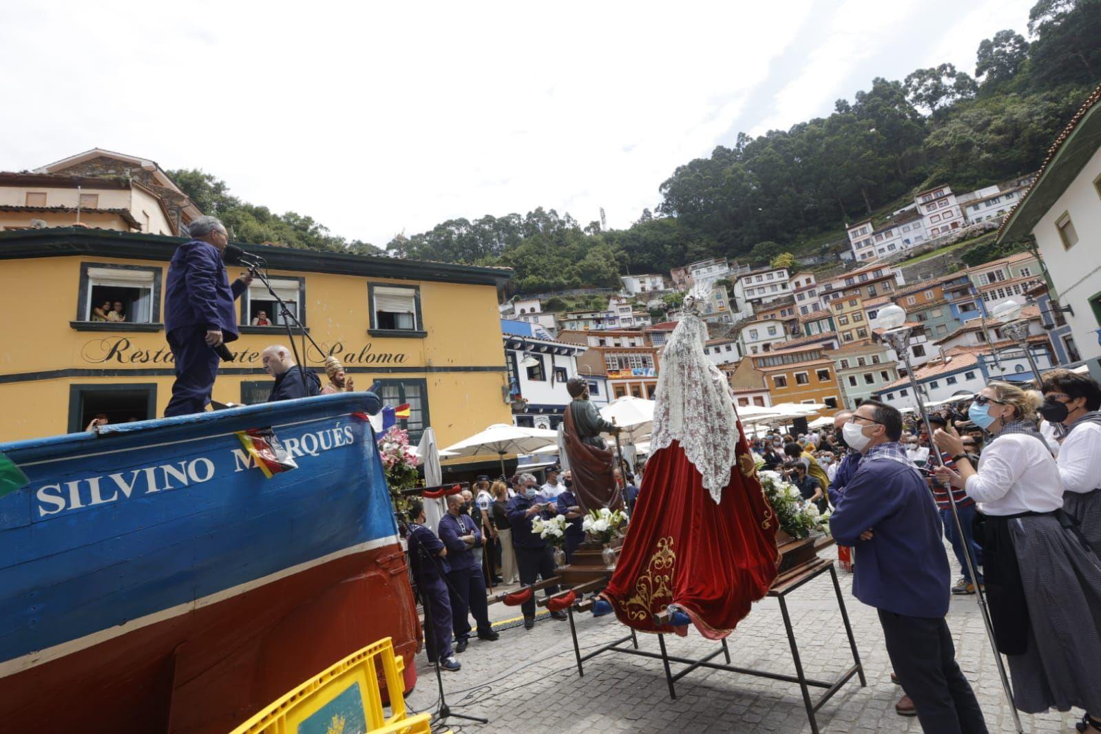 Cudillero celebra L'Amuravela