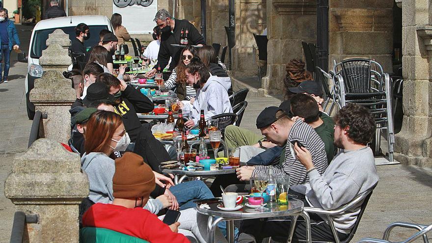 Las restricciones de la tercera ola elevan un 33% la cifra de trabajadores en ERTE
