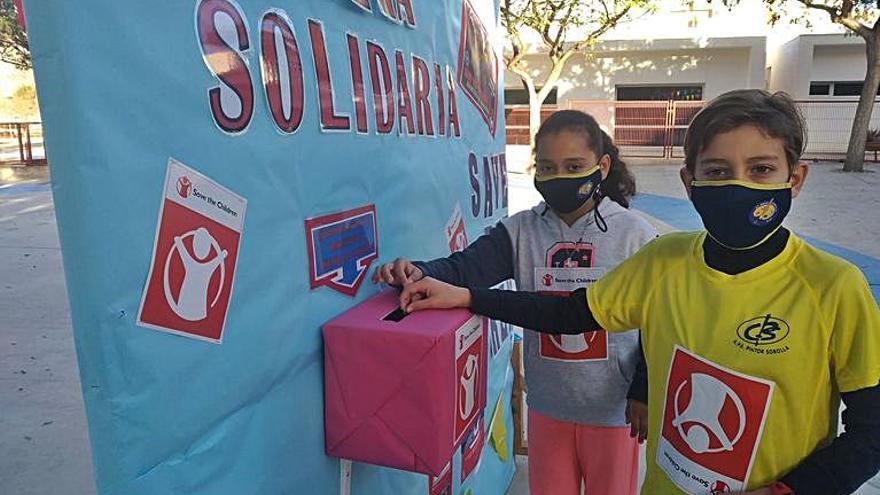 Carrera solidaria «Save the Children»