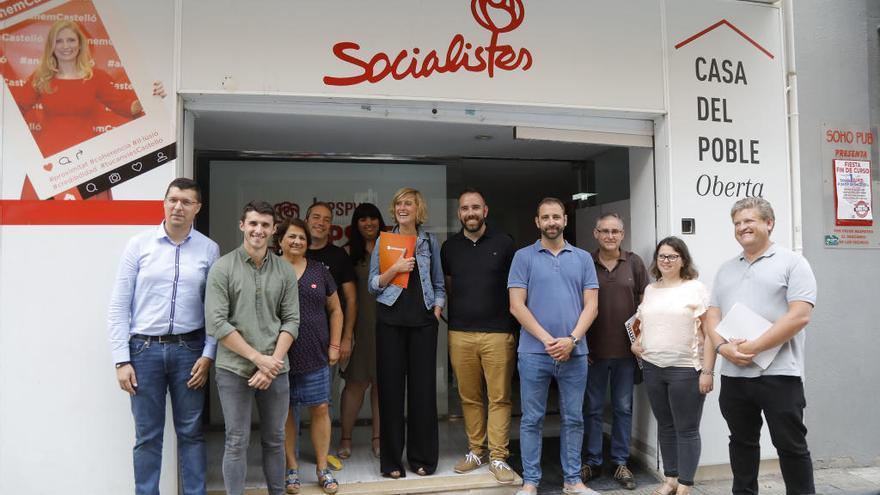 PSPV, Compromís y Podem ponen los mimbres para un nuevo pacto en Castelló