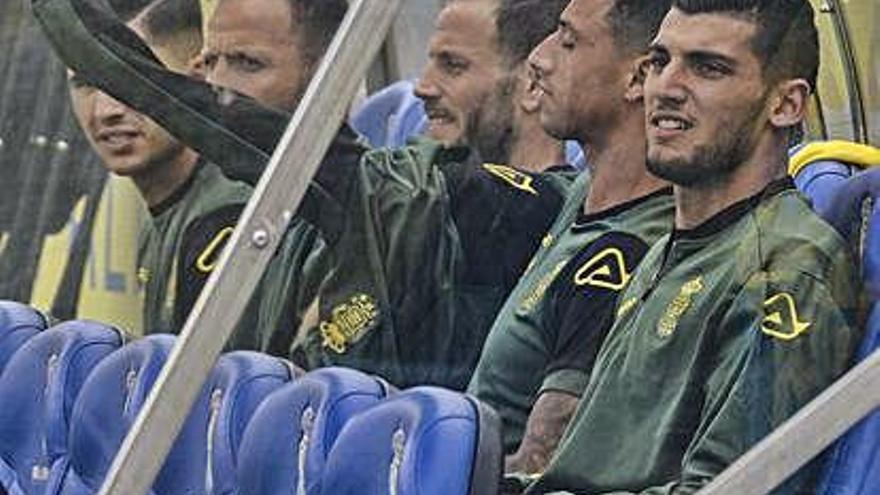 """Rafa Mir se despide sin jugar: """"He sido muy feliz"""""""