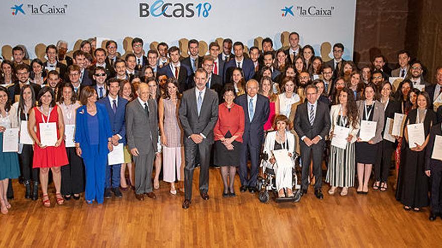 La Caixa concede 120 becas para estudios de posgrado en el extranjero