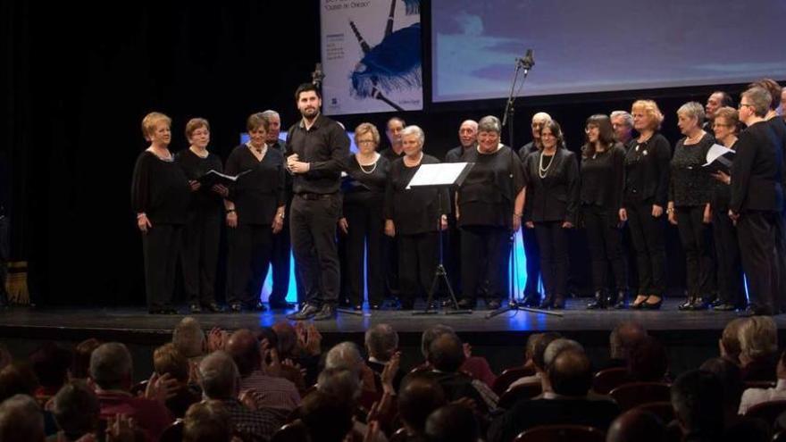 El Coro Errante de Sariego homenajeará a la sanidad asturiana en septiembre