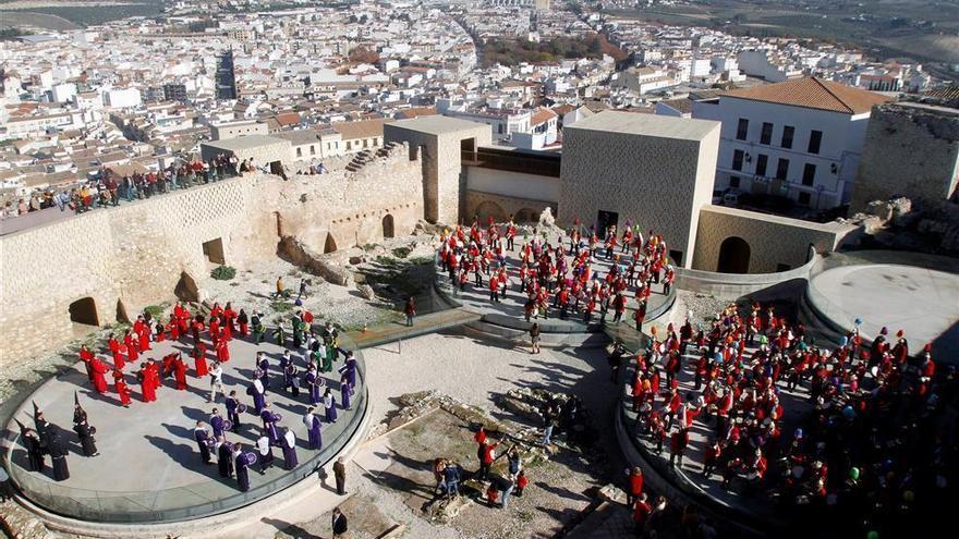 Castillo de Baena: herencia islámica