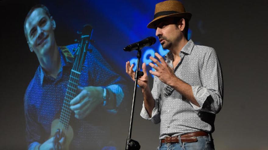 Yul Ballesteros edita 'Islazz', un viaje jazzístico por Canarias