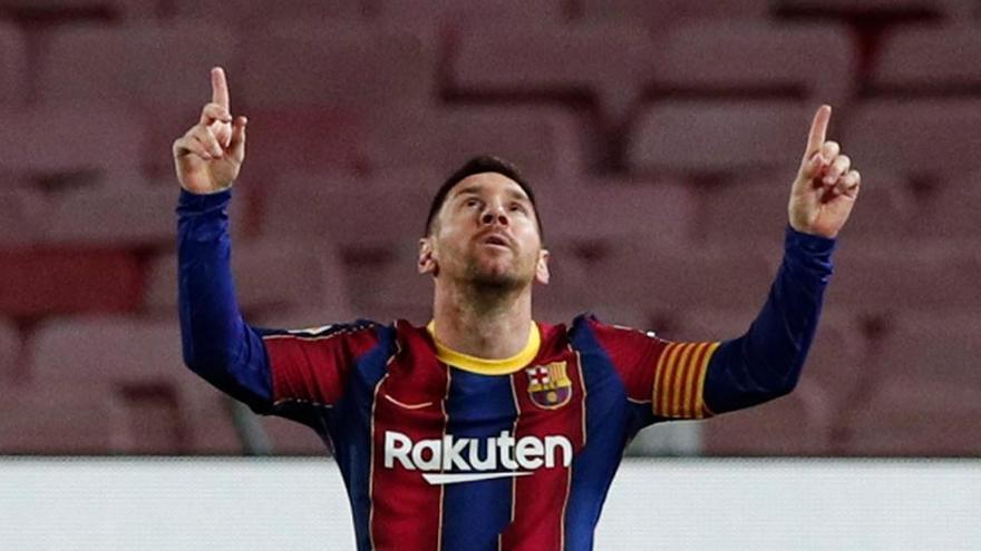 ENCUESTA | ¿Qué opinas del sueldo de Messi?
