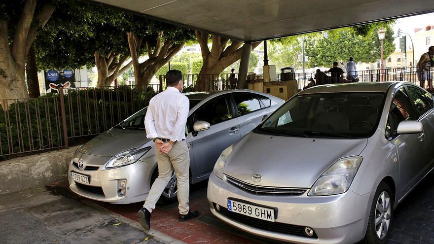 Limitan el uso de coches oficiales para frenar los casos de pillería