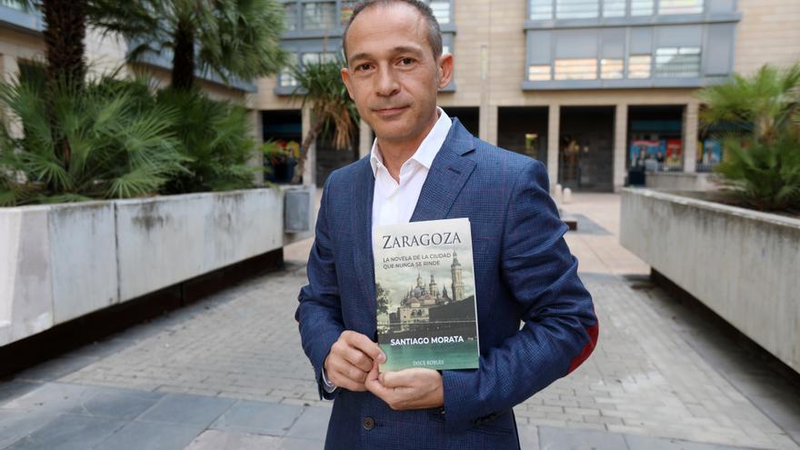 """Santiago Morata: """"'Zaragoza' es una manera de introducir la Historia con la zanahoria"""""""