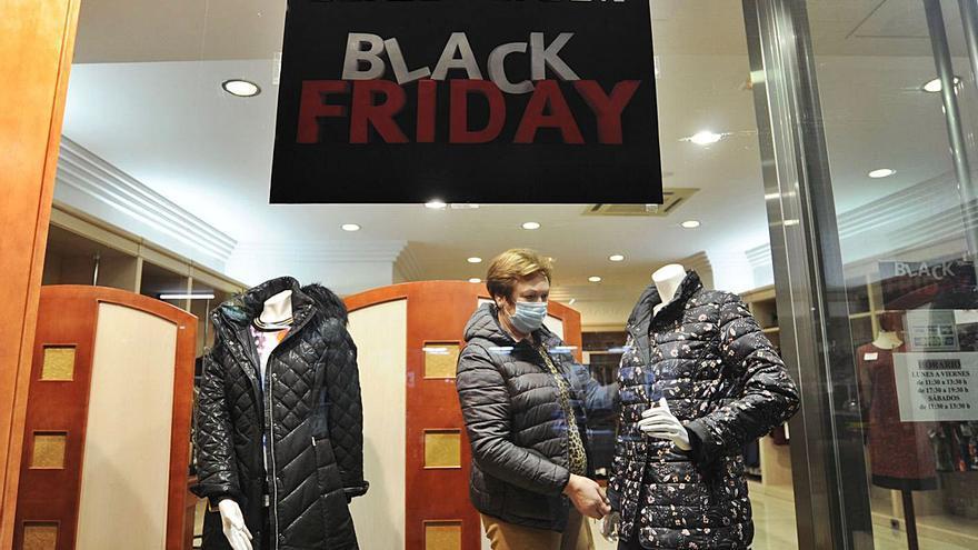 """El comercio afronta un flojo Black Friday y teme que sea un """"espejo"""" de la campaña de Navidad"""