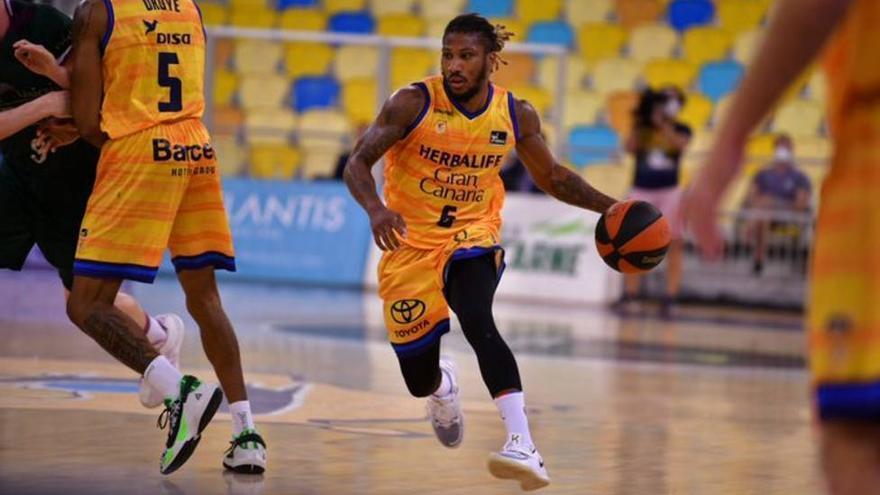 El día del Gran Canaria Arena