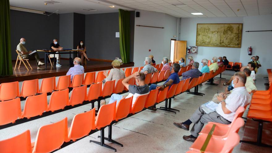 Los comuneros llevarán a la asamblea el plan para el camping de Udra para decidir si siguen adelante