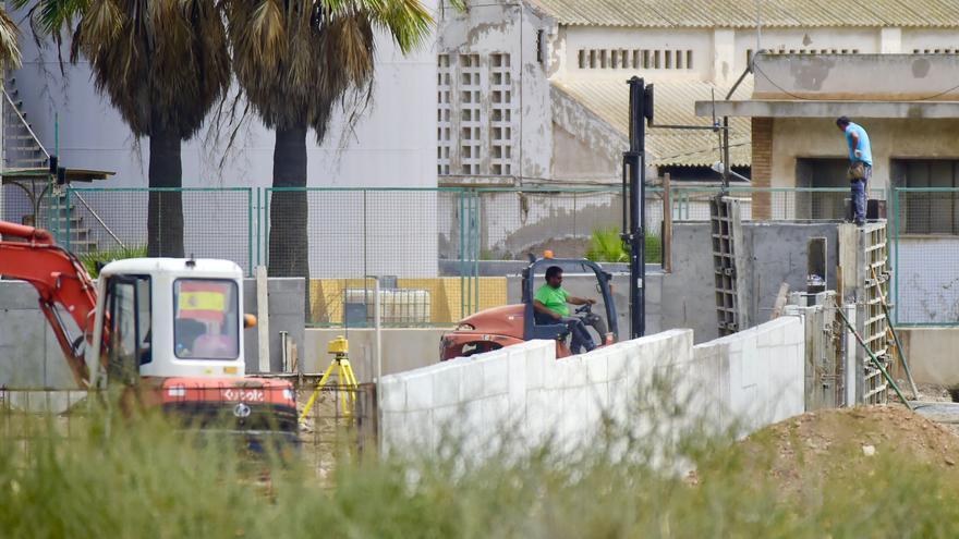 El Pleno del Ayuntamiento de Cartagena pide a la Delegación del Gobierno debatir la ubicación del nuevo CATE
