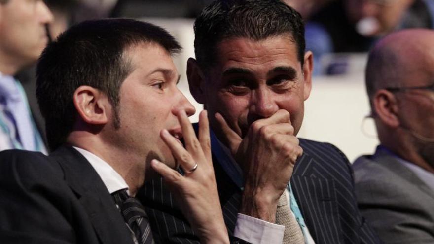 Fernando Hierro serà el seleccionador espanyol durant el Mundial