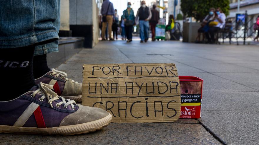 Pobreza que duele