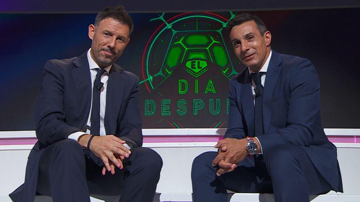 Iñaki Urrutia, nuevo presentador de 'El día después' en Movistar+ en sustitución de Carlos Martínez.