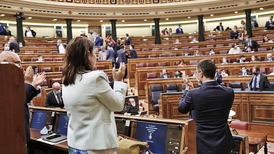 Tensión  en el Congreso más fragmentado