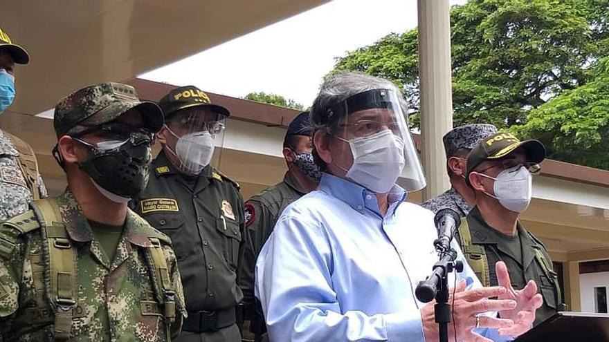 Ola de violencia en Colombia: 17 muertos en 24 horas