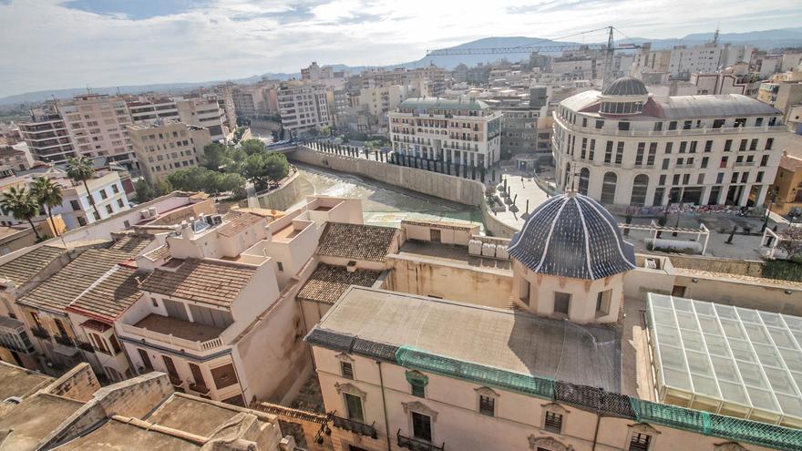 Vox reclama suprimir el nombre de la avenida País Valenciano del callejero de Orihuela