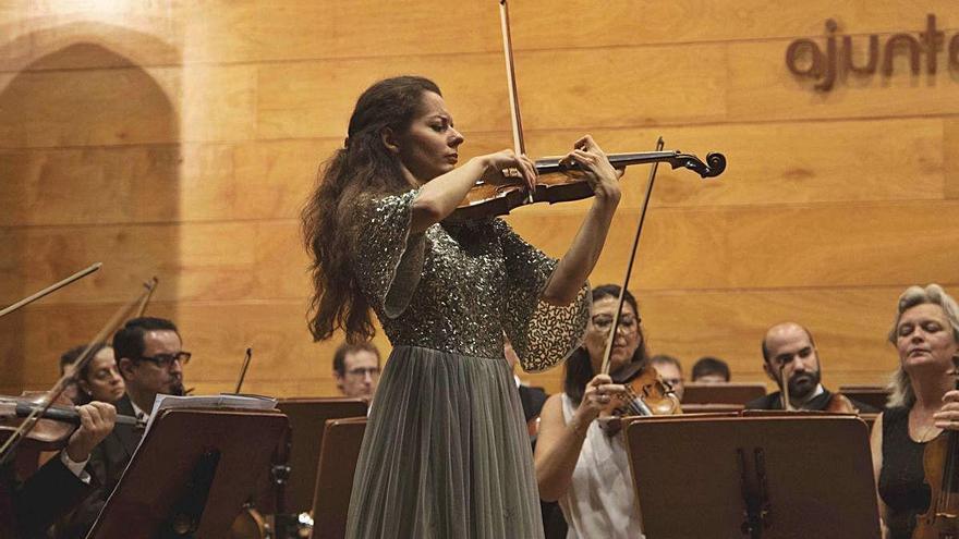 Cullera mantiene pese a la pandemia el concurso internacional de violín