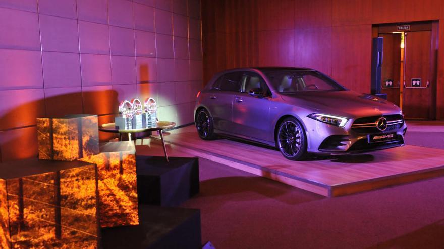 El nou Mercedes-Benz Classe A és el preferit pels lectors