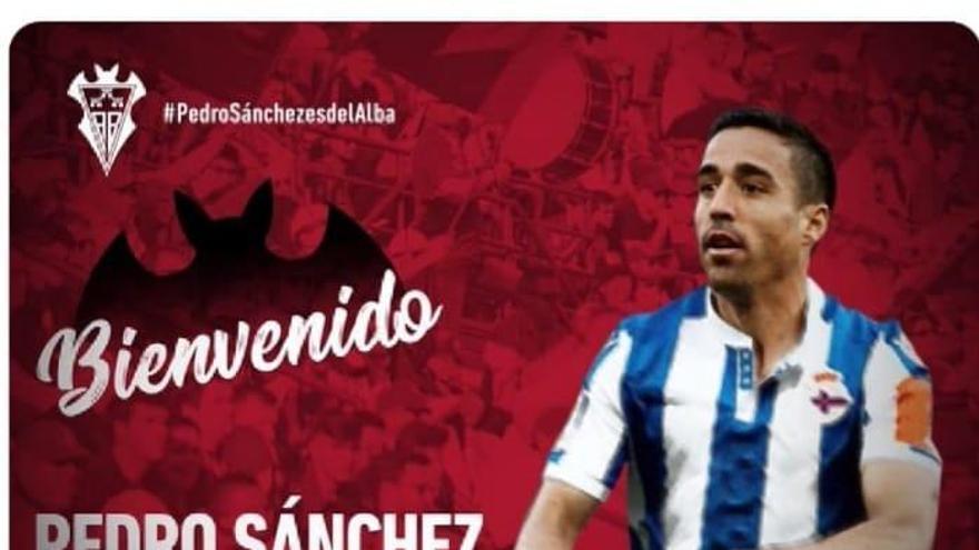 Pedro se va al Albacete, Manu al Coruxo y Leomar al Cartagena B