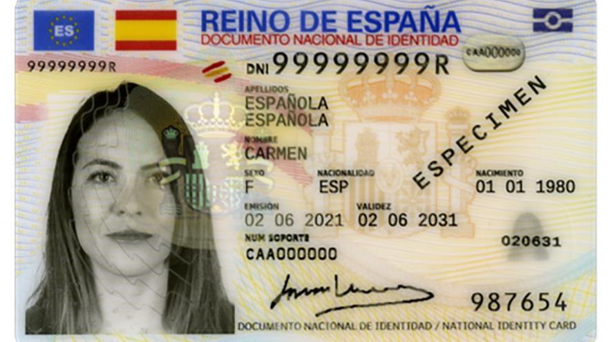 La Jefatura Superior de Policía de Aragón ya expide el nuevo DNI europeo