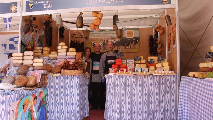 Sabor isleño para los 'cheese lovers'