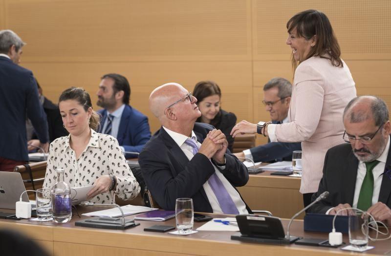 Pleno Cabildo de Tenerife  | 06/03/2020 | Fotógrafo: Carsten W. Lauritsen