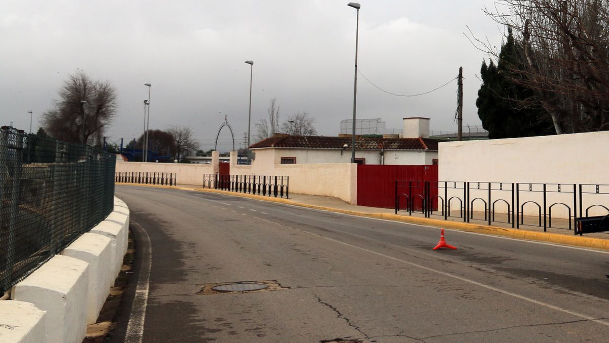 Lugar donde se ha producido la detención.