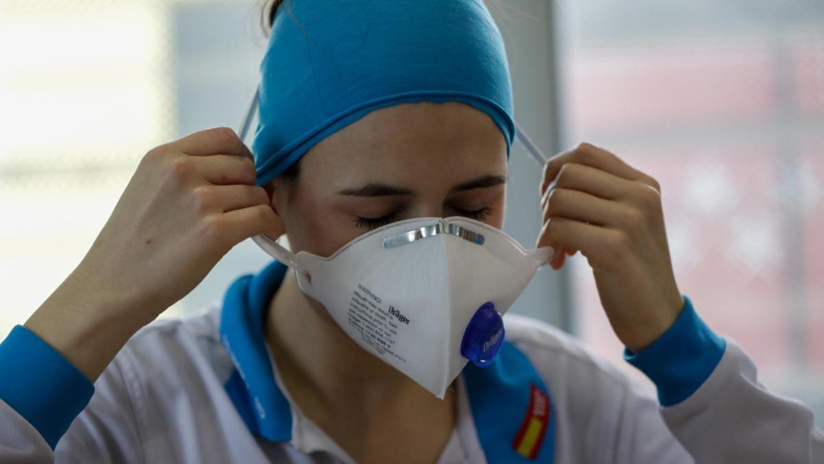 El coronavirus pone de manifiesto la falta de enfermeras en el mundo