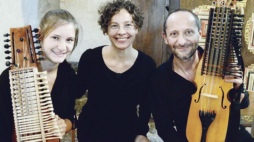 Un concierto de música barroca abre mañana el festival Espazos Sonoros
