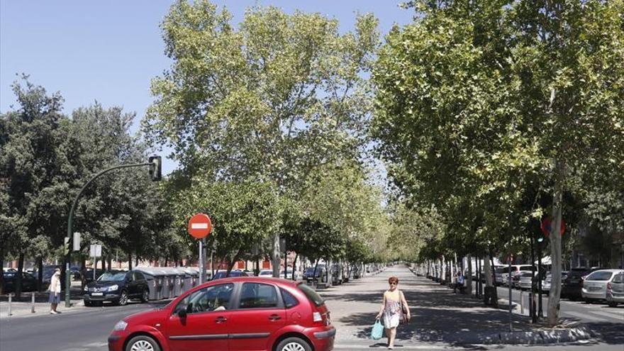 Vox plantea soterrar parte del tráfico de la avenida de Gran Vía Parque
