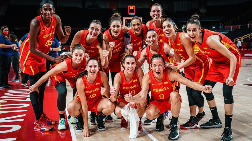España busca billete para luchar por las medallas