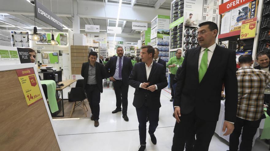 Leroy Merlin Inaugura Su Nueva Tienda En Xativa Levante Emv