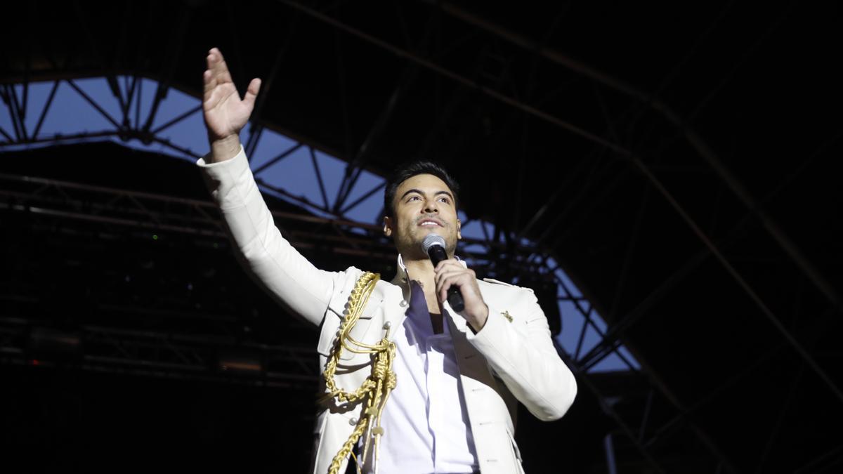 Carlos Rivera, desde México para llenar el aforo de Metrópoli en Gijón