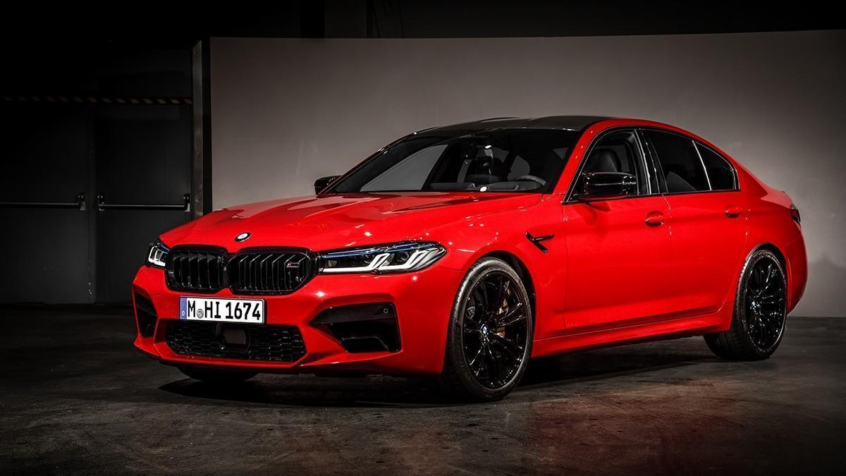 BMW lanza la gama M del Serie 5 desde 107.150 euros