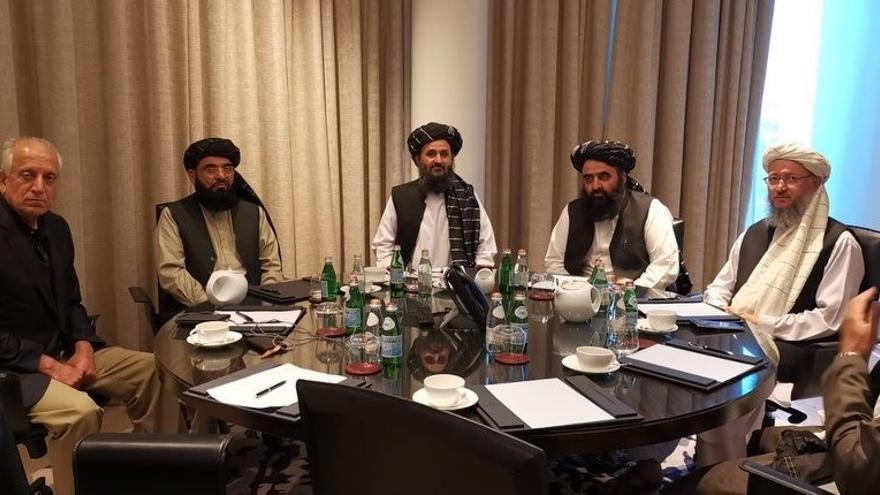 Sorprendente moderación de los talibanes
