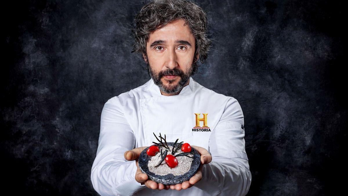 """Diego Guerrero recrea 'La última cena' """"más simbólica"""" para Canal Historia"""