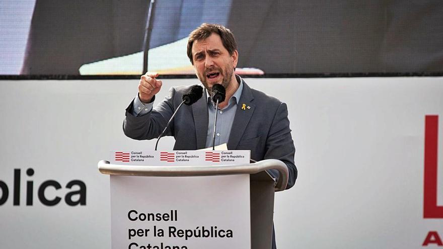 El Consell per la República crearà una xarxa diplomàtica pròpia