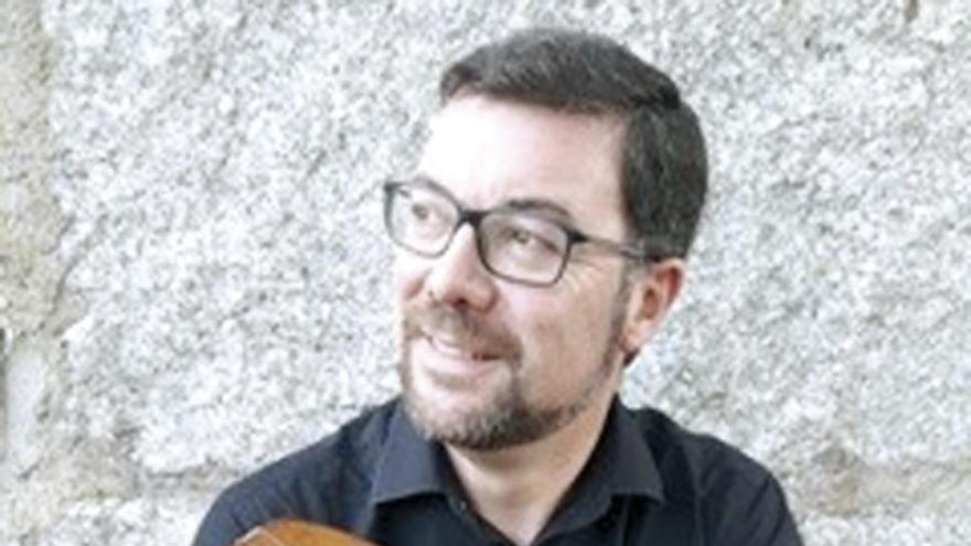"""Suso Vaamonde: """"A 'Danza do Sable' pódese tocar cun pequeniño asubío"""""""