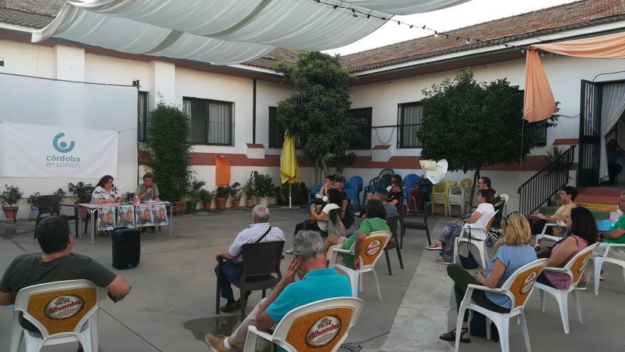 Córdoba en Común se presentará a las elecciones municipales del 2023