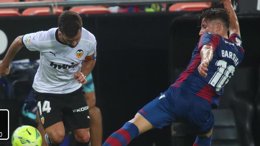Todos los goles de la jornada 1: Los dobletes del derbi valenciano