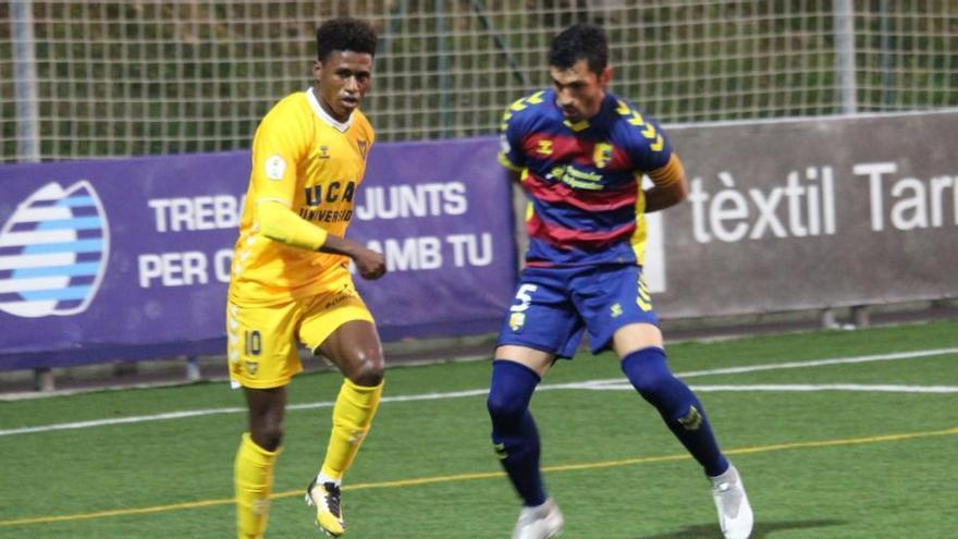 El balón parado deja al UCAM Murcia sin la final de la Copa Federación