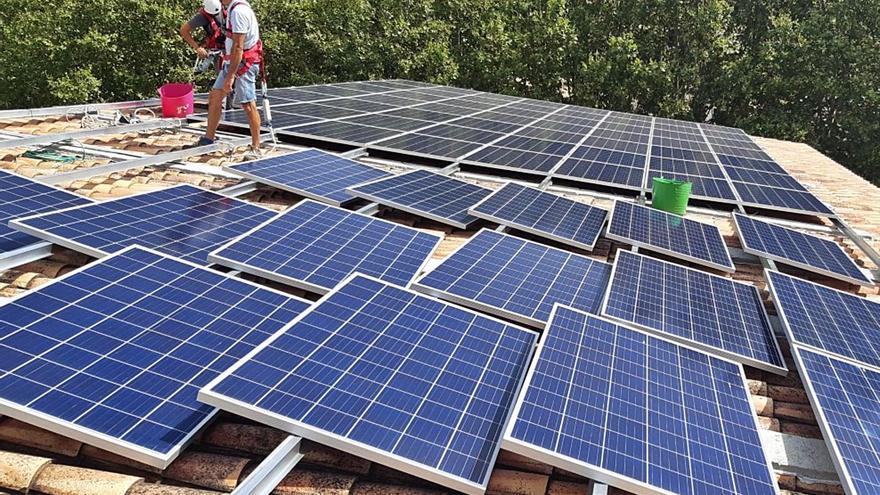 Energías renovables | Objetivo: los polígonos y los 'parkings'
