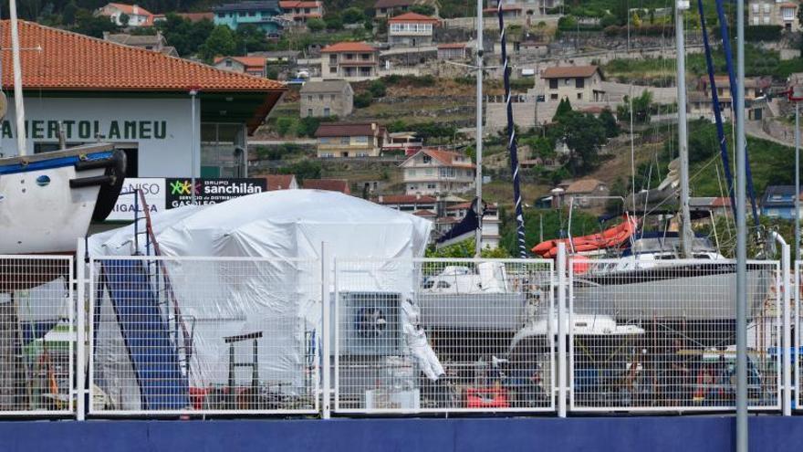 La marina seca de Meira logra todos los informes para instalar una nave