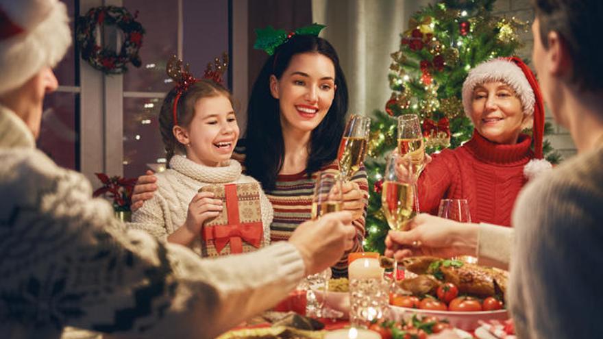 Planes para las cenas de Navidad con los que evitar las clásicas discusiones