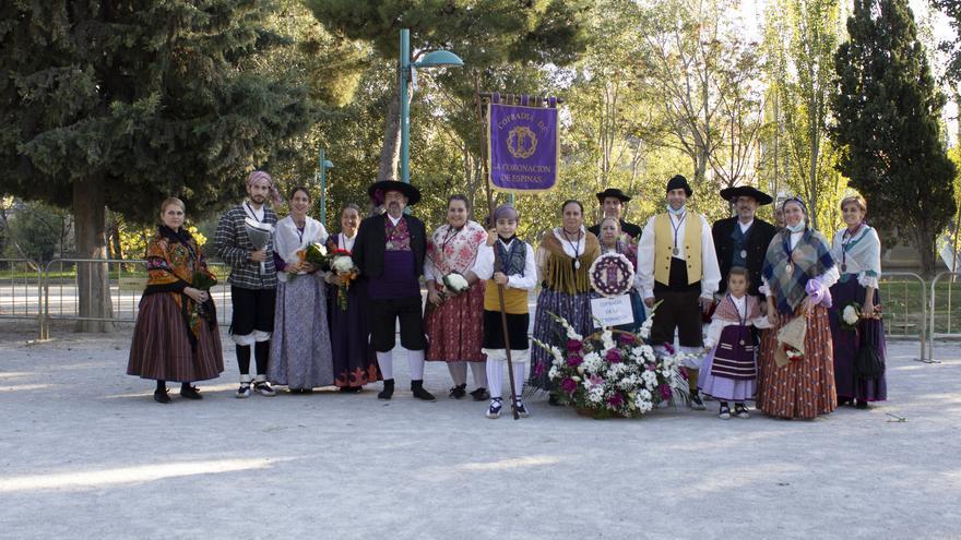 Cofradía de la Coronación de espinas hasta Colegio de Gestores ADM de Aragón y la Rioja