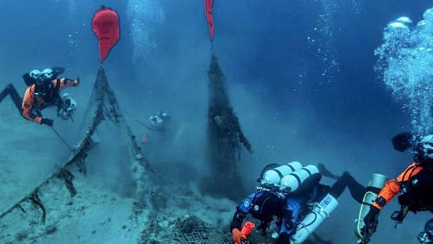 Pesca fantasma: les xarxes abandonades que atrapen peix sense benefici